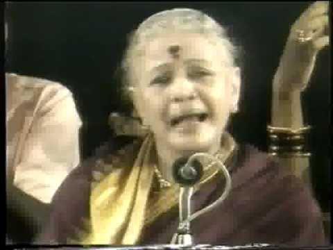 M S Subbulakshmi - Pantuvarali Raga alapana