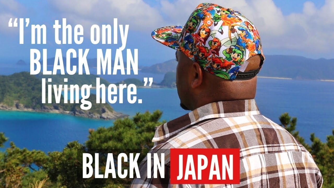 Meet the Only Black Man Living on This Japanese Island (Black in Japan) | MFiles