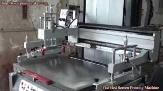 Flatbed Screen Printing Machine(nsp-6090)