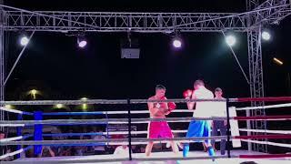 Вечер бокса в Мичуринске|Бой Артура Осипова