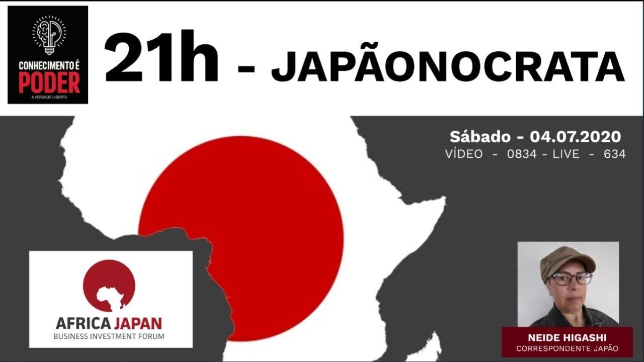 0834 - Japãonocrata - 21h