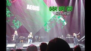 AEGIS, Unang kanta pa lang, winner na! | Gabay Guro 2019