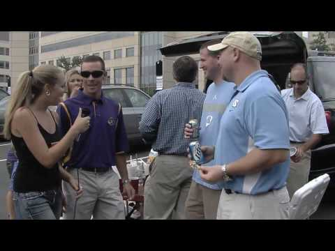 Inside Tailgating UNC Drinking