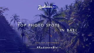 Top Photo Spots in Bali with photographers @ Sebastien.Nagy and @ cee_explorer