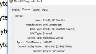 How to check Size of CPU. RAM. VGA and Hard Disk Drive in Khmer Language Part 3
