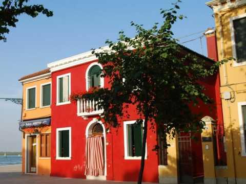 My trip to Murano and Burano, Venice
