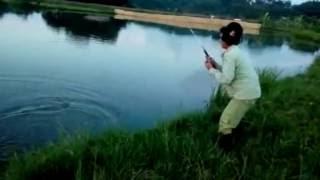 [409.04 KB] Mancing Ikan Situ Cangkuang Garut