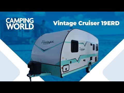 2021 Vintage Cruiser 19ERD | Travel Trailer - RV Review: Camping World