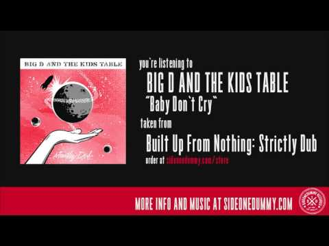 Big D and the Kids Table - Baby Don't Cry