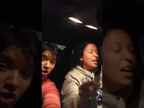 karaoke en el taxi 1 (anabela y evelyn)