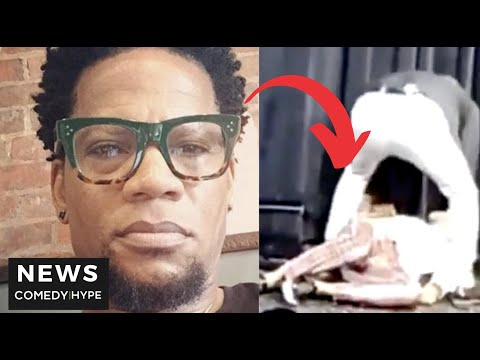DL Hughley Scares Fans After Collapsing On Stage - CH News