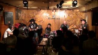 Mountain Jam Allman Brothers Band Tribute 荻窪Rooster 2014.12.17 松...