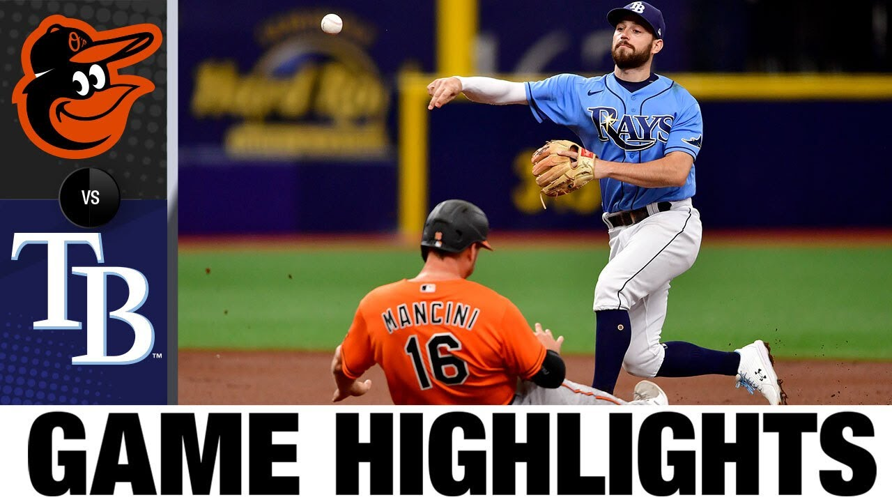 Download Orioles vs. Rays Game Highlights (6/13/21) | MLB Highlights