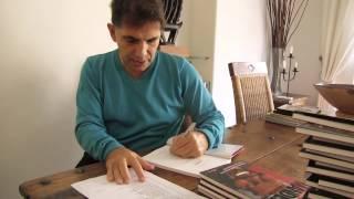 António Mateus autografa