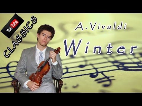 A.Vivaldi - The Four Seasons - Winter - I.Allegro non molto