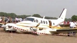 Air Ambulance Crash-lands in Delhi