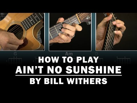 how to play say it ain t so on guitar