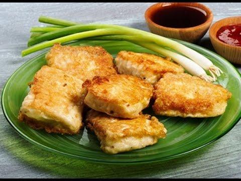 Филе хека в кляре рецепт