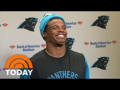Panthers Quarterback Cam Newton's Response To Female Reporter Stirs Controversy | TODAY