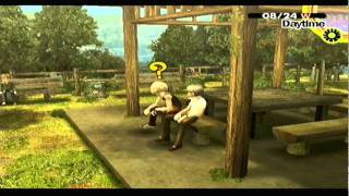 SMT: Persona 4 [Part 73 - 8/23 to 25 - Lovers Lv6 and Emperor Lv4][ENG/Undub]