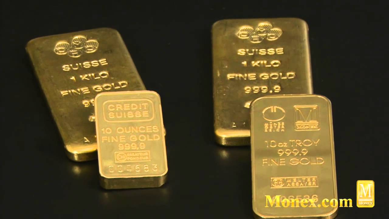 Buying Gold Bullion Youtube