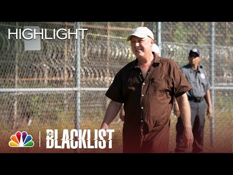 Red Turns the Tables on Baldomero - The Blacklist (Episode Highlight)