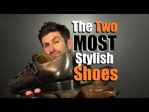 Two Of The MOST Stylish Shoes A Man Can Own *IMO | How To Be More Stylish