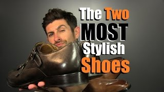 Two Of The MOST Stylish Shoes A Man Can Own *IMO | How To Be More Stylish(5 Shoes Every Guy Should Own: http://www.iamalpham.com/index.php/topics/mens-shoe-must-haves/ Paul Evans http://www.paulevansny.com Monk Straps: ..., 2016-02-27T17:00:00.000Z)