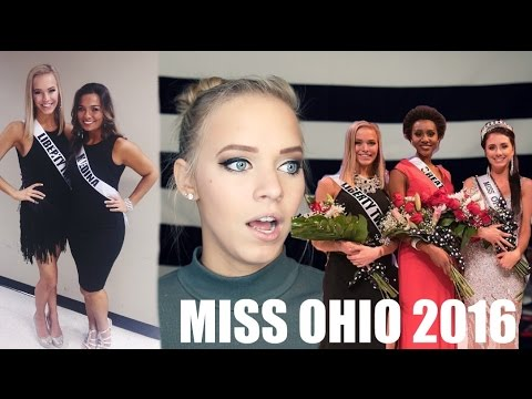 My Miss Ohio Experience// TOP 5
