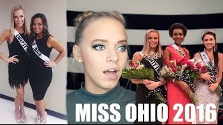 My Miss Ohio Experience// TOP 5