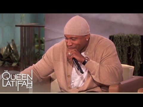 LL Cool J Freestyle Raps!   The Queen Latifah Show