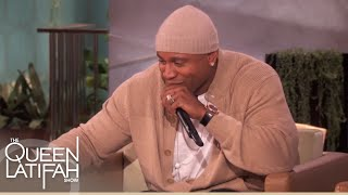 LL Cool J Freestyle Raps! | The Queen Latifah Show