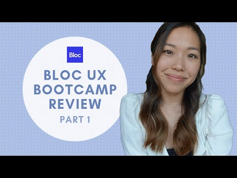 Bloc.io UX Bootcamp Review Pt 1 | Does It Really Help Get A Job After? (2019)