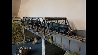 The Sunny Bank Sprint Layout to layout railtour