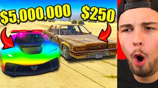 BILLIGSTES vs. TEUERSTES Benny's Auto in GTA 5!