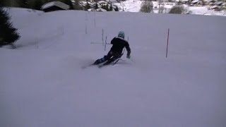 Skier taking East Timor to the Winter Olympics