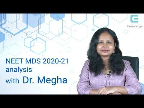 NEET MDS 2021 | Analysis and Recall| CrownEdge