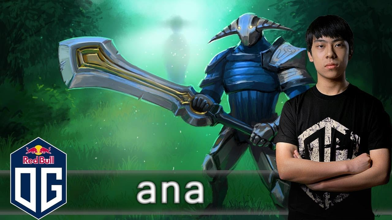 OG.ana Sven Gameplay – Unranked Match – OG Dota 2.