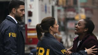 """A preview of CBS' newest crime series, """"FBI"""""""