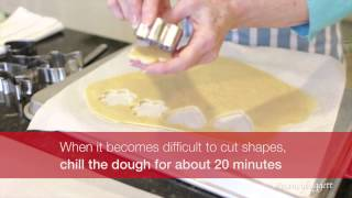 How To Roll And Cut Out Cookies: Easy Secrets/best Tips For Perfect Cut-out Cookies
