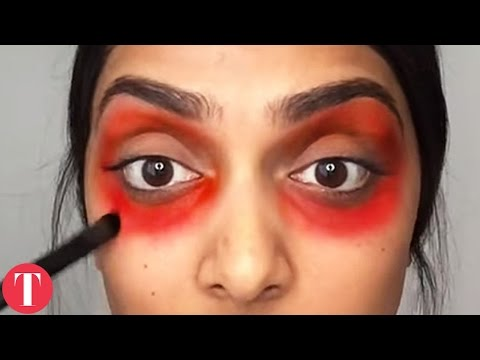 10 Popular Makeup Hacks That Just Don't Work