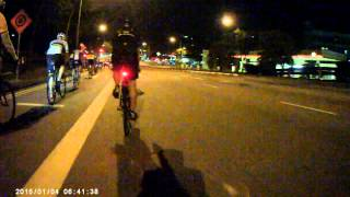 2015-01-04 - Lornie Road over MacRitchie Viaduct towards Longhouse