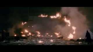 Stealth (2005) - Talon 1 (Ben Gannon) escape from Alaska