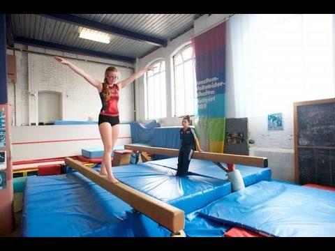 Meeting my gymnastics idol - A day with Claudia Fragapane