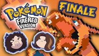Pokemon FireRed: Finale - PART 119 - Game Grumps