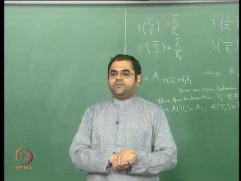 Mod-15 Lec 40 How Local Rings Detect Smoothness or Nonsingularity in Algebraic Geometry