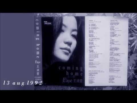 Shirley Wong Faye Wong The Easily Hurt Woman 王靖雯 容易受傷的女人