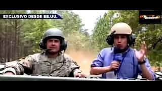 Excusa de Compra de los Stryker Para el Ejercito del Perú son los Desastres Naturales