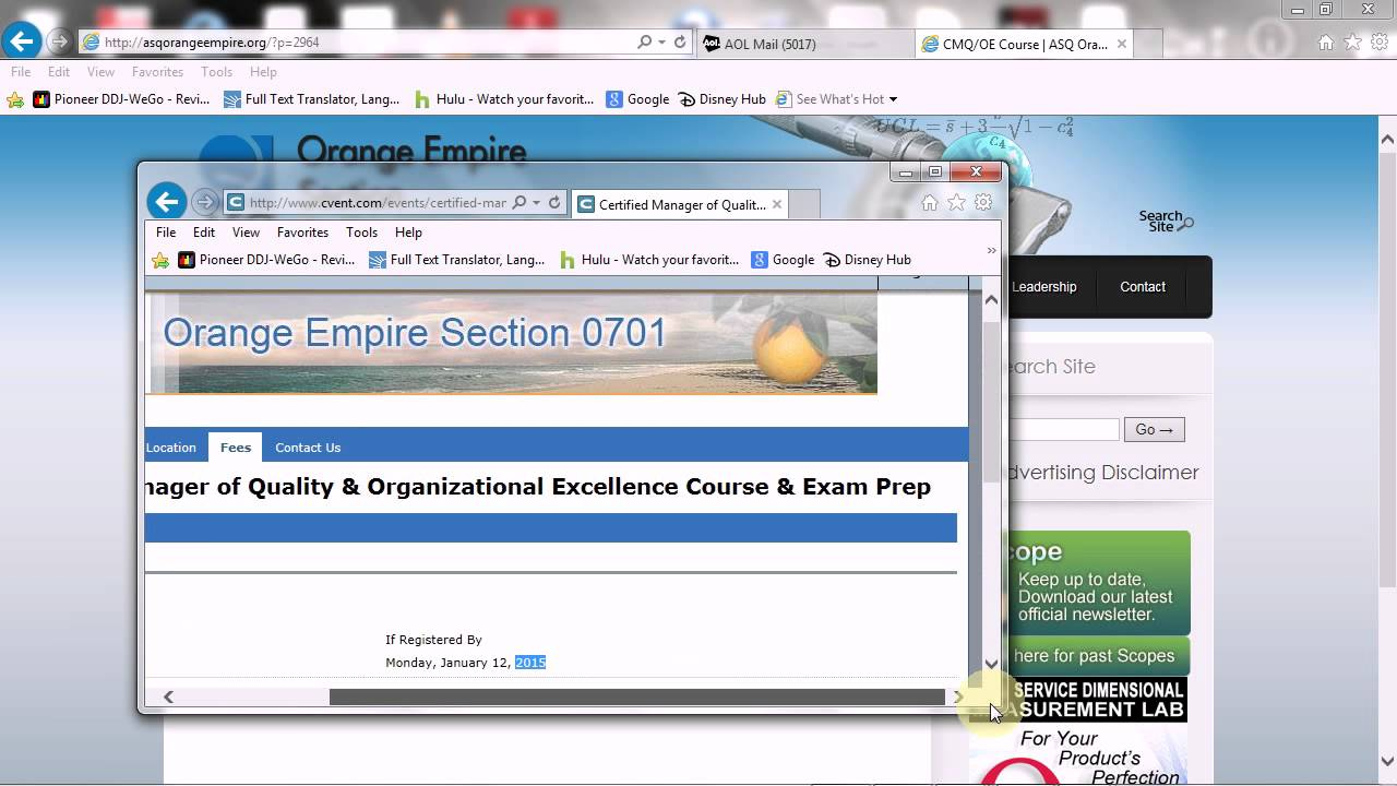Asq certification exam preparationrefresher courses youtube asq certification exam preparationrefresher courses xflitez Choice Image