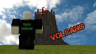 Roblox Script Showcase Episodio 876/Volcán